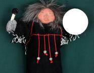 Кукла «Шаман» (сибирские типажи)