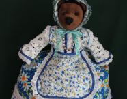 Кукла на чайник «Медведица Пульхерия»